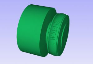 example cnc ring